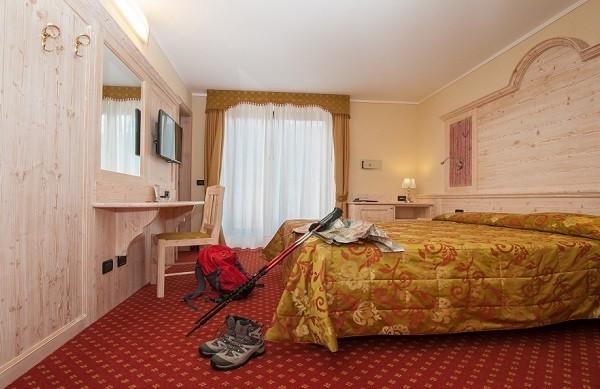 hotel val di sole camere