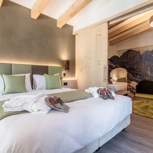 hotel val di sole family feeling suite